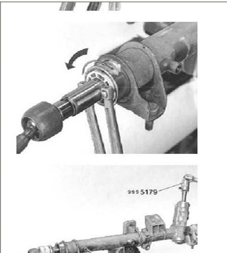 kormánygép felújítás