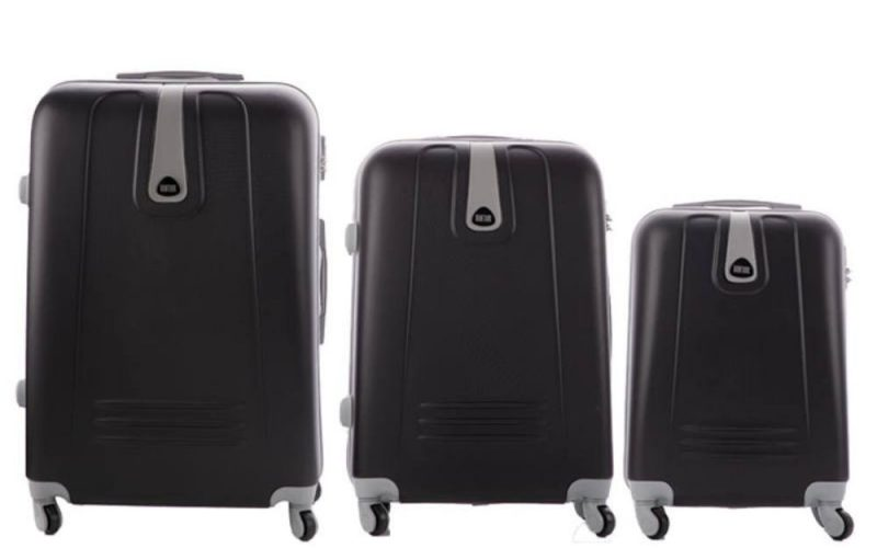 bőrönd szett
