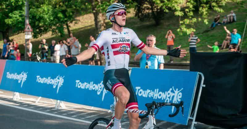 Tour de Hongrie útvonal